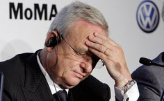 Former Volkswagen Chief To Resign: Martin Winterkorn Resigns As CEO Of Porsche Automobil Holding SE Korn, Volkswagen, Globe News, Diesel Cars, Diesel Vehicles, Chef, Scandal, Automobile, Face