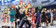 Boku No Hero Academia, My Hero Academia Memes, Hero Academia Characters, My Hero Academia Manga, Anime Characters, Kendo, Fiction, A Series Of Unfortunate Events, Class B