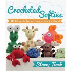 13 Ridiculously Cute Crochet Friends - The Crochet Crowd
