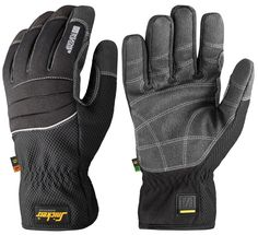 #Waterproof, lined and powerful protection with outstanding fit. Performance work gloves with tough reinforcements and padding for protection and a secure grip. EN 388. EN 511. - Snickers Workwear Artnr. 9583