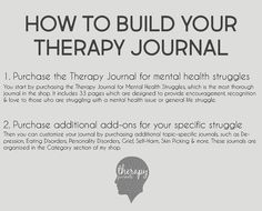Compulsive Skin Picking Therapy Journal: Mental by TherapyJournals
