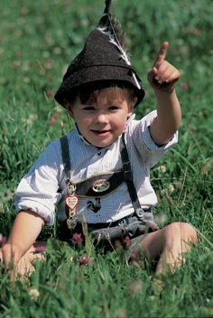 Als een kind zo blij in Beieren