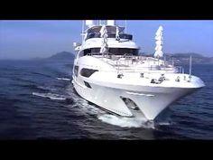 Superyacht Petrus II by Benetti #umbrella #multivalvola #girasoleevolution #yachtingline www.yachtingline.it