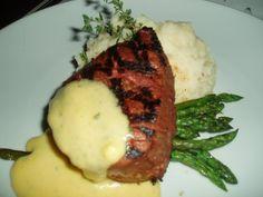 Ruth Chris Steakhouse Copycat Recipes: Steak with Bernaise Sauce