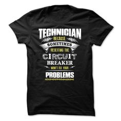 Are you bold (and honest) enough to wear it? Awesome Technician Shirt