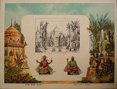Schreiber - Indischer Palace front panel