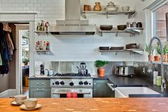 Capital Hill Kitchen - transitional - kitchen - seattle - Gaspar's Construction
