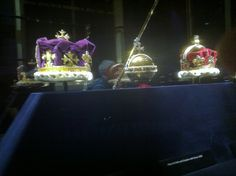 a picture I got yelled at for taking. some of the crown jewels :D October 2013, Crown Jewels, The Crown, Pictures, Photos, Photo Illustration, Resim, Clip Art