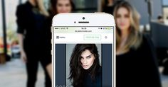 Job for Model: 'Uber da moda' contrata modelos por rede social