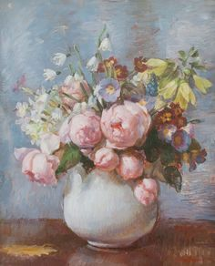 The Love Birds: Nora Heysen: http://www.hansheysen.com.au/shop.html