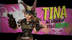 Tiny Tina, Marvel Games, Borderlands Art, Saints Row, Summer Games, Indie Games, Fantasy World, News Games, Spinning