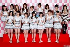 """Ranking of """"Female vocalists who can cheer you up"""" (Goo ranking) - AKB48"""