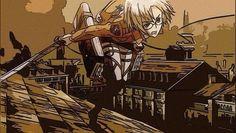 Rico Brzeńska Shingeki no Kyjin Attack on Titan