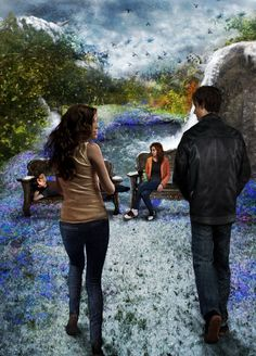 The Trylle Trilogy by Amanda Hocking – Elora's Gallery (Art by Odessa Sawyer) Amanda Hocking, Maximum Ride, Book Fandoms, Book Of Life, Book Review, Book Worms, Books To Read, Novels, Fan Art