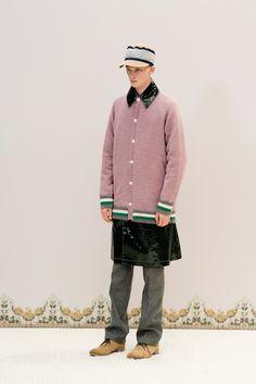Knitted jkt