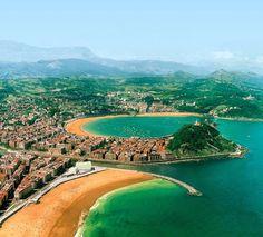 .San Sebastian , Spain: