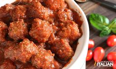 Sriracha Honey Slow Cooker Meatballs | Crockpot/Freezer Meals ...