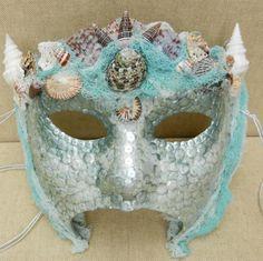 OOAK Neptune's Daughters Mermaid Androgeny by HammeredEdgeStudio