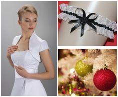 Advent, Advent, das erste Lichtlein brennt. In der ersten Adventswoche bekommen Sie zu jeder #Brautjacke aus #Satin ein #Strumpfband für die #Braut aus unserem #Brautshop gratis...