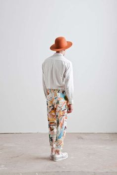 The Etudes N°2 Spring/Summer 2013 Collection is Artfully Amish #mensfashion #fashiontrends