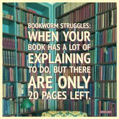 Bookworm Struggles