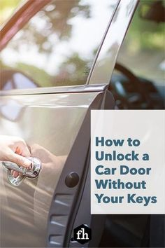 The next time you lock your keys in the car, you'll want to try these genius tricks. Car Life Hacks, Useful Life Hacks, Car Safety Kit, Uses For Dryer Sheets, Car Facts, Cleaning Hacks, Car Cleaning, Jokes And Riddles, Technology Hacks