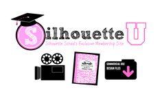 Silhouette U: Silhouette School Launches Premium Content Membership Site