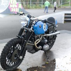 Bespoke, One-off BMW Cafe Racers, Scrambler and Bobbers Built to Order