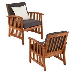 Bastion Outdoor Armchair