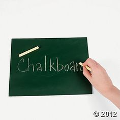 Durable Lap Chalkboards for photo booth prop
