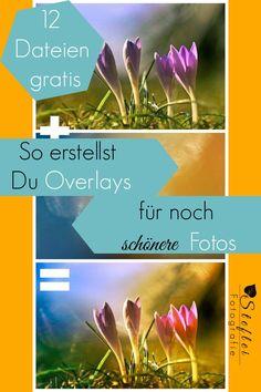 So machst du Overalls für noch schönere Fotos + 12 Dateien gratis Marketing Tools, Tricks, Overlays, Blog, Photography, Tumblr, Group, Portrait, Vacation Pictures