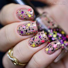 Coleção de Inverno - Penélope Luz Love Nails, How To Do Nails, Gorgeous Nails, Pretty Nails, Beauty Nails, Hair Beauty, Beauty Makeup, Nail Art, Nail Colors