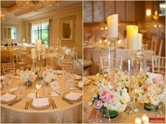 Soft Blush Wedding at the Four Season's in Boston