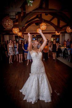 Bouquet Toss Lace Wedding Dress Mermaid Sequined ELegant