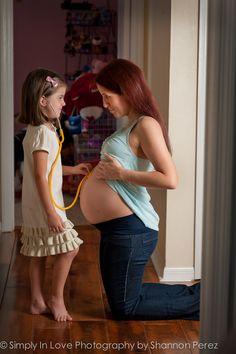 Maternity shoot 34 weeks