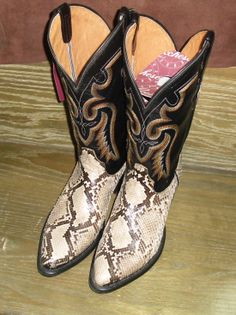 924559075d4 44 Best Python Cowboy Boots images in 2016   Cowboy boots, Western ...