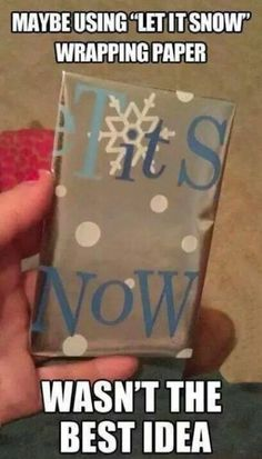 30 Of The Worst Christmas Wrapping Fails