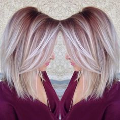 Icy Blonde, Blonde Color, Blonde Ends, White Blonde, Rose Gold Hair Blonde, Blonde Honey, Violet Hair, Honey Hair, Brunette Hair