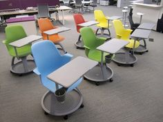 ICSID | Classroom design innovations....THIS WOULD BE PERFECT!!!