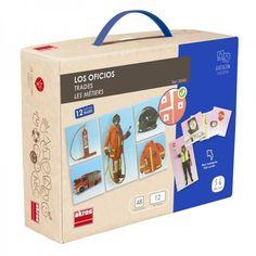 Los oficios Nissan, Magazine Rack, Objects, Sensory Play, Educational Games