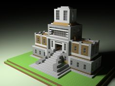minecraft town hall - Google Search