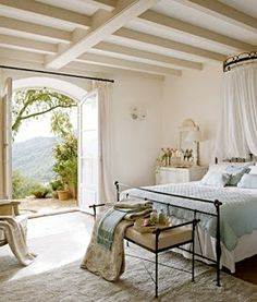 rustic bedroom SH  keep it simple by editing out unnecessary objects