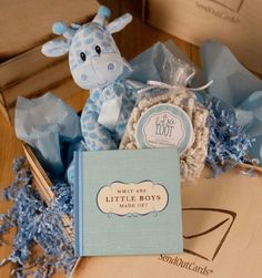 Gift Item | Kid Cuddles Boy Premium Collection. Just right for that special HOME! Send one to yourself and one to a friend, today! SOC ID 72492