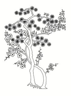 East Asian designs (coloring pages?)