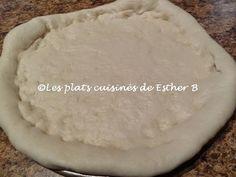 Les plats cuisinés de Esther B: Une pâte à pizza comme dans les restos Pizza Sandwich, Esther, Calzone, Quiche, Camembert Cheese, Buffet, Biscuits, Sandwiches, Pie