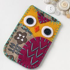 Ipod cover- could make it for your blackberry!