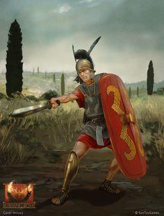 Burning Rome - Principes - by Redan23.deviantart.com on @DeviantArt