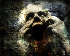 Maria Blog: Surreal Horror Art