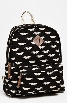 Steven by Steve Madden  'Madden Girl' Canvas Backpack