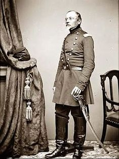 Henry Bohlen — Wikipédia American Union, American Civil War, Grade Militaire, Martial, Winfield Scott, Stonewall Jackson, Union Army, Neil Armstrong, Voyage Europe